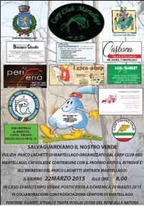 GIORNATA ECOLOGICA 2015